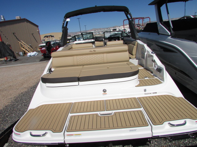 2020 Sea Ray boat for sale, model of the boat is 270 SDX & Image # 1 of 21