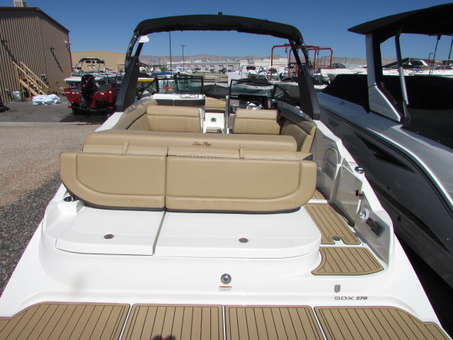 2020 Sea Ray boat for sale, model of the boat is 270 SDX & Image # 3 of 21