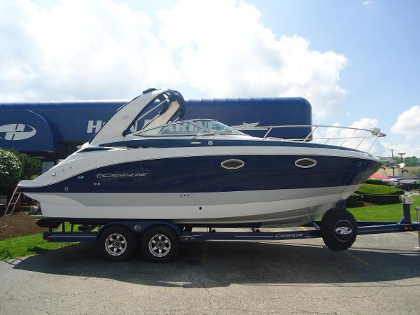 2016 CROWNLINE 264 CR for sale