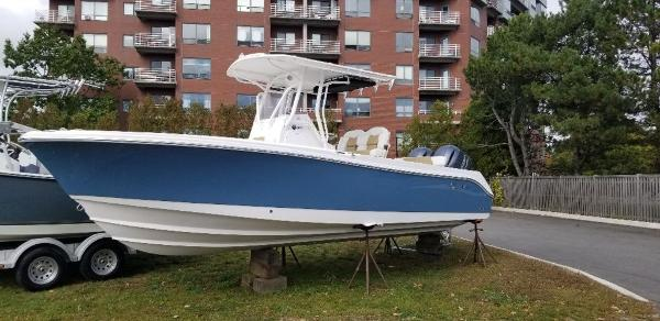 2021 Edgewater boat for sale, model of the boat is 245 CC & Image # 1 of 23