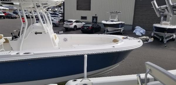 2021 Edgewater boat for sale, model of the boat is 245 CC & Image # 2 of 23