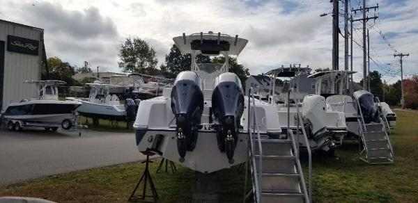 2021 Edgewater boat for sale, model of the boat is 245 CC & Image # 14 of 23