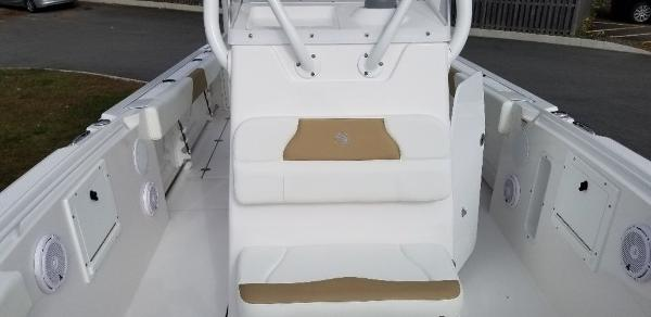 2021 Edgewater boat for sale, model of the boat is 245 CC & Image # 17 of 23