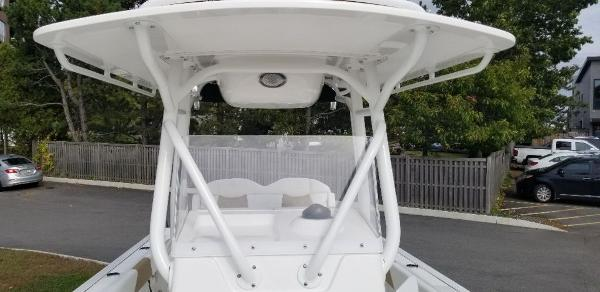 2021 Edgewater boat for sale, model of the boat is 245 CC & Image # 22 of 23