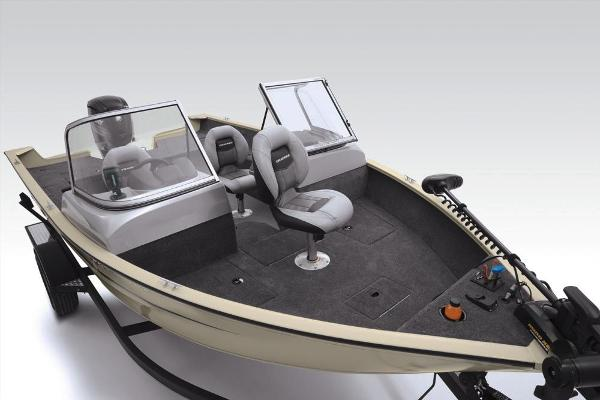 2018 Tracker Boats boat for sale, model of the boat is Pro Guide V-165 WT & Image # 6 of 35