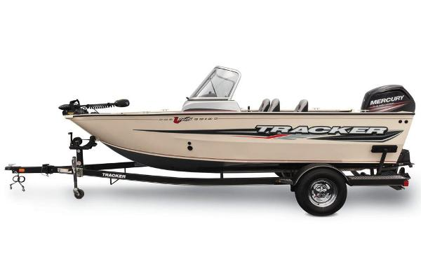 2018 Tracker Boats boat for sale, model of the boat is Pro Guide V-165 WT & Image # 2 of 35