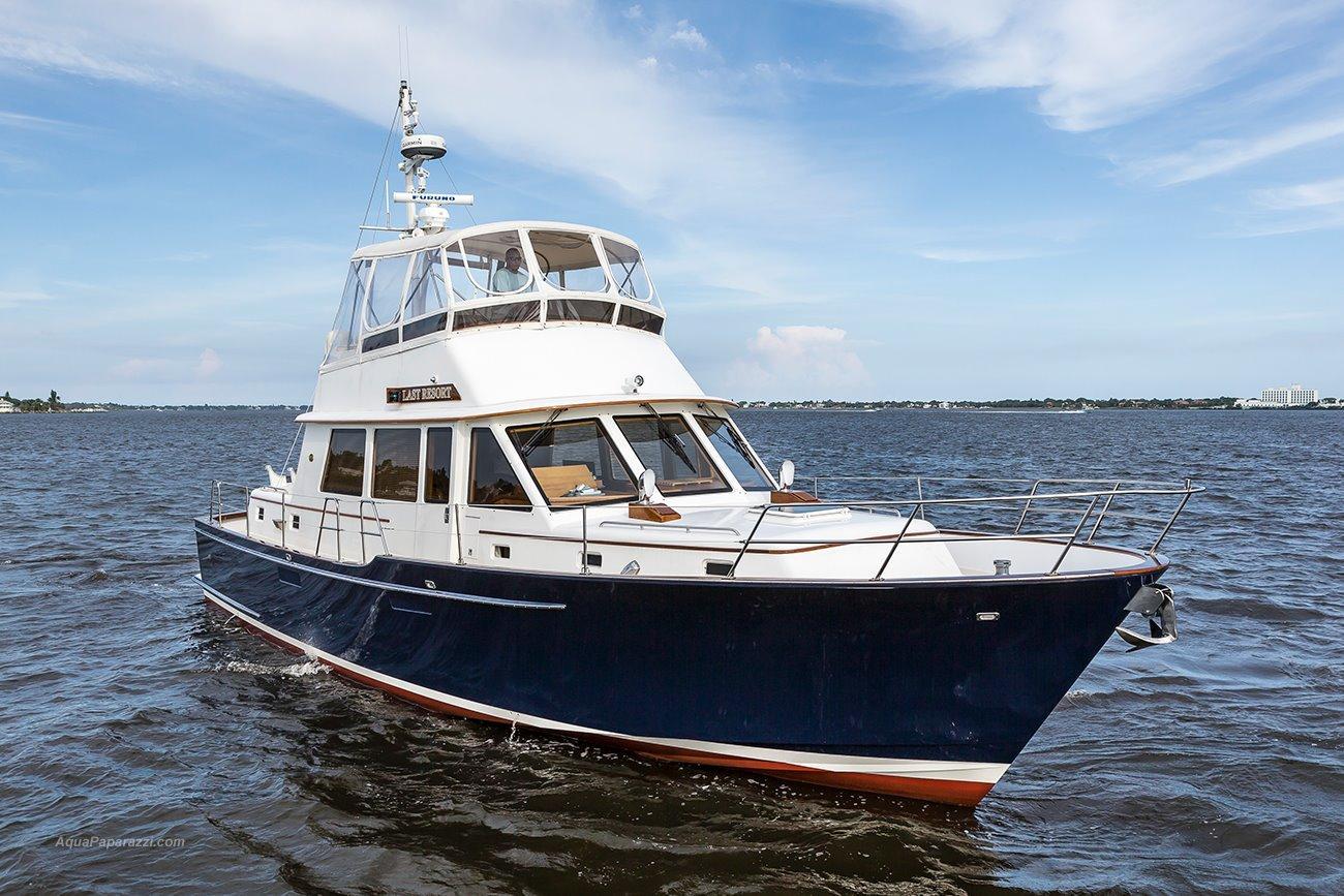 1994 alden 50 custom motor yacht for sale for 50 ft motor yachts for sale