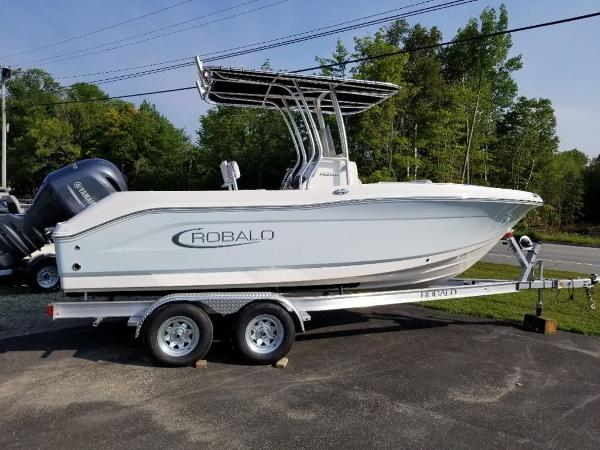 2019 ROBALO R 200 CC for sale