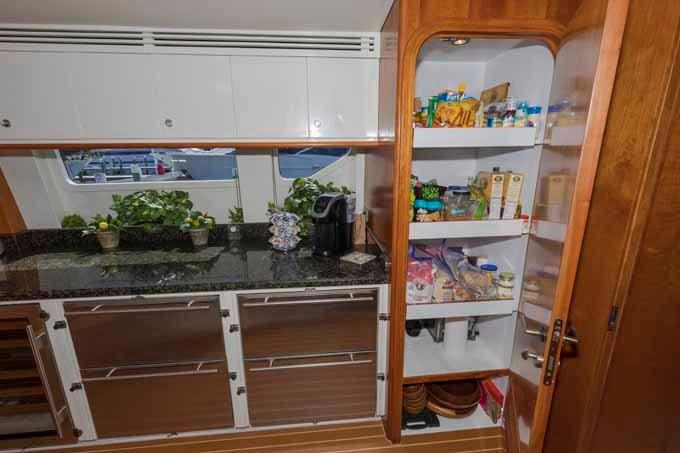 Extra Refrigeration & Pantry