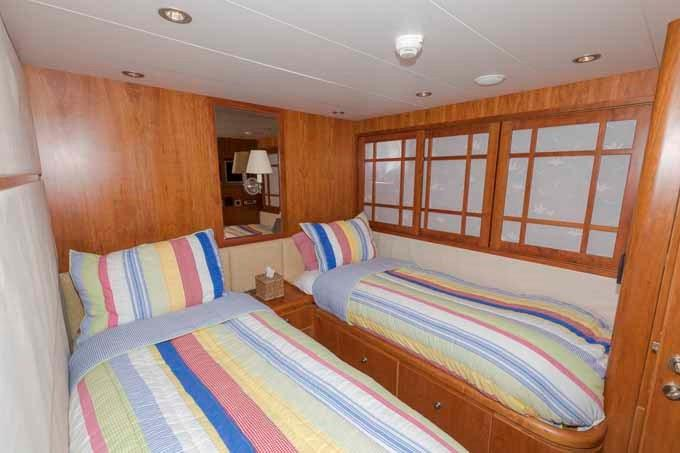 Starboard Guest Looking Aft