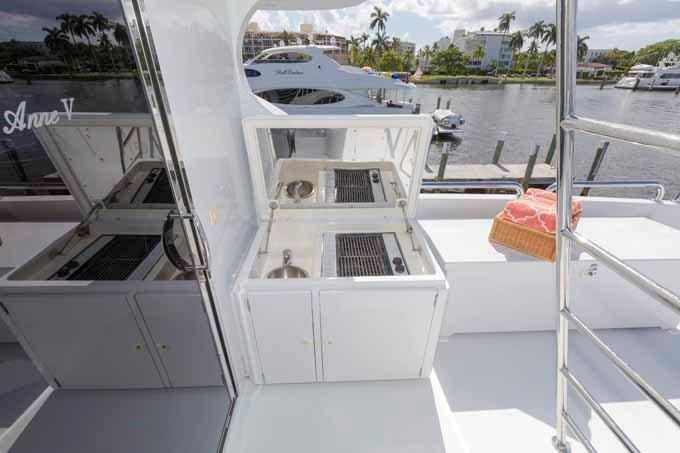 Boat Deck Grill