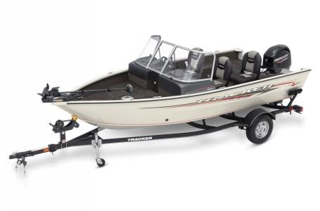 2020 Tracker Boats boat for sale, model of the boat is Pro Guide V16 W/T & Image # 3 of 5