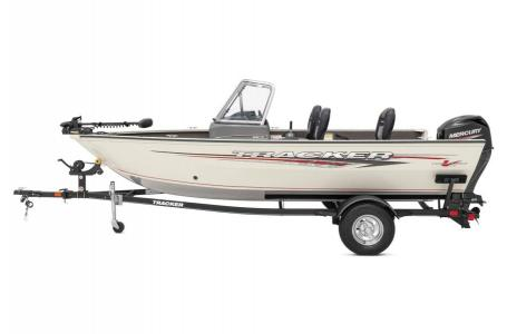 2020 Tracker Boats boat for sale, model of the boat is Pro Guide V16 W/T & Image # 4 of 5