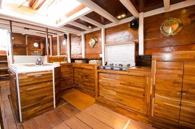 20m Teak Wood Sloop-21