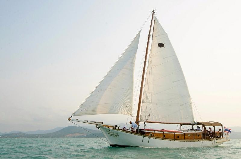 20m Teak Wood Sloop-3