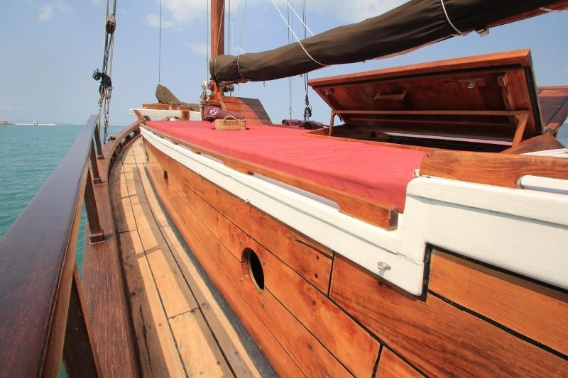 20m Teak Wood Sloop-12