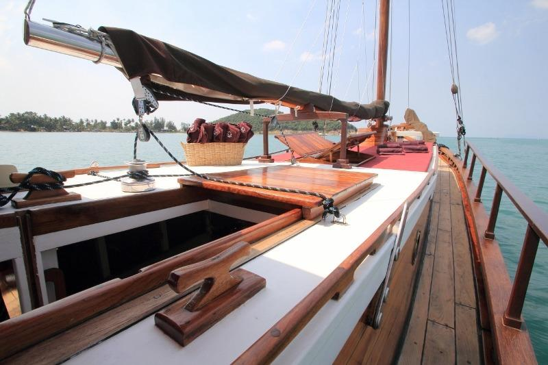 20m Teak Wood Sloop-13
