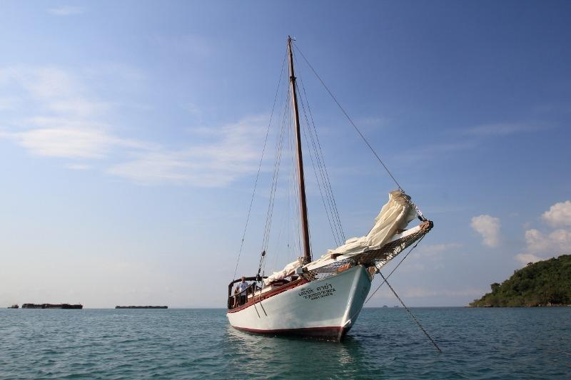 20m Teak Wood Sloop-2