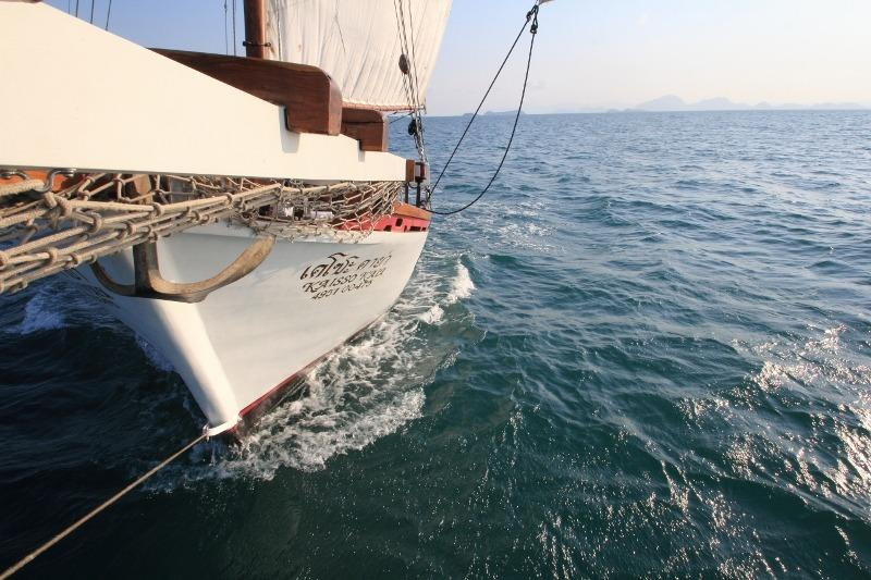 20m Teak Wood Sloop-7