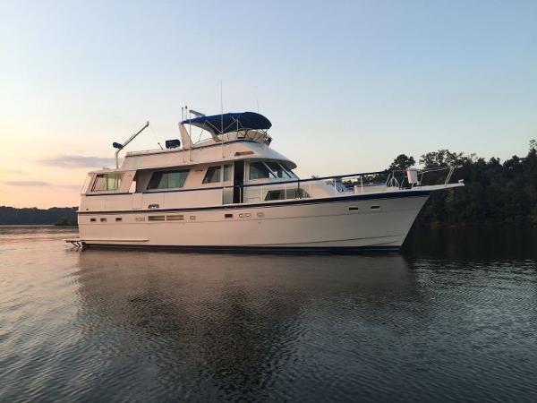 58 Hatteras Motor Yacht 1986 Legacy For Sale In
