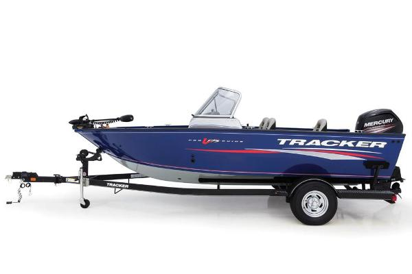 2018 Tracker Boats boat for sale, model of the boat is Pro Guide V-175 WT & Image # 2 of 4