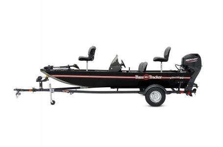 2020 Tracker Boats boat for sale, model of the boat is Basstracker Classic XLw/50ELPT & Image # 2 of 35