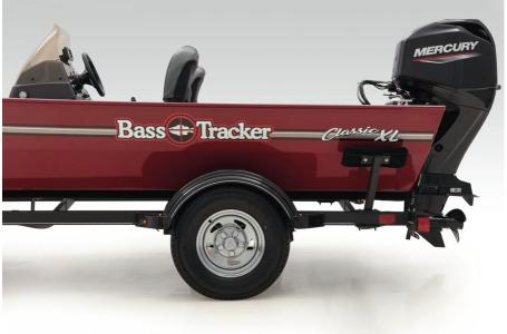 2020 Tracker Boats boat for sale, model of the boat is Basstracker Classic XLw/50ELPT & Image # 35 of 35