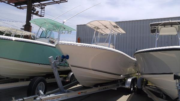 2017 COBIA 201CC for sale
