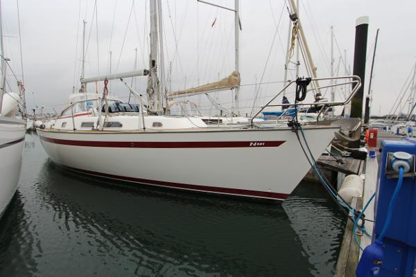 Najad 331 used boat for sale from Boat Sales International