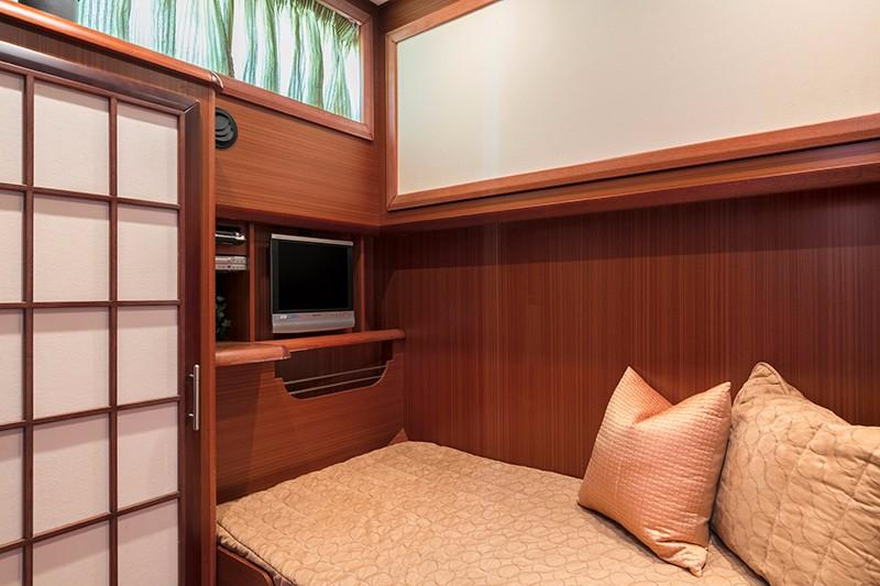74' Mochi Craft Guest Stateroom