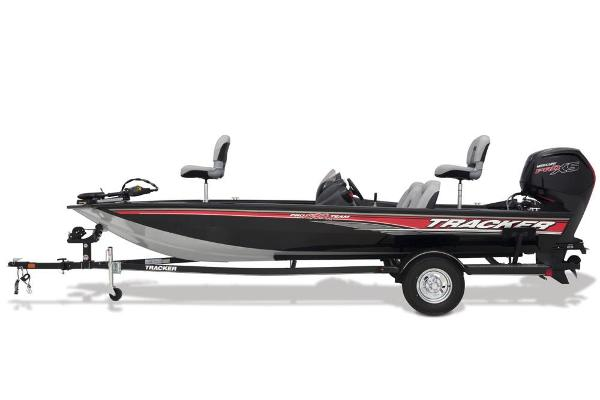 2018 Tracker Boats boat for sale, model of the boat is Pro Team 190 TX & Image # 2 of 28