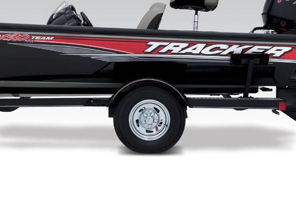 2018 Tracker Boats boat for sale, model of the boat is Pro Team 190 TX & Image # 24 of 28