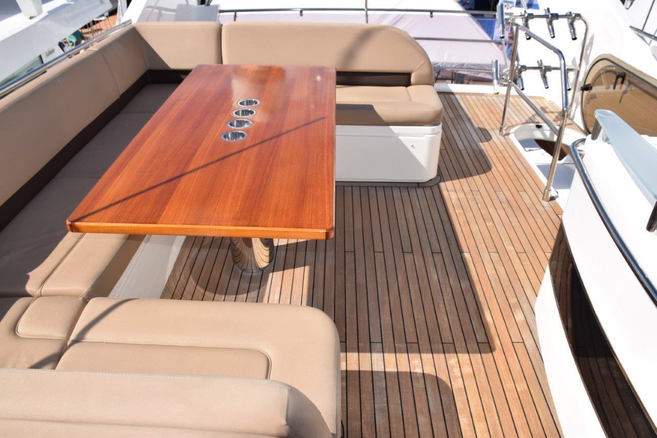 Missing Card Ii Princess 2011 Flybridge 64 Yacht For Sale In Us