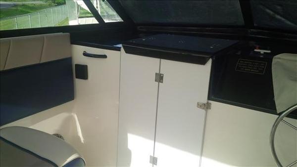 1996 Bayliner boat for sale, model of the boat is Ciera 2452 & Image # 8 of 13