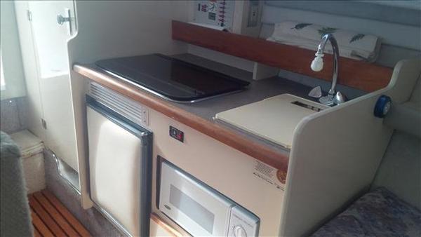 1996 Bayliner boat for sale, model of the boat is Ciera 2452 & Image # 9 of 13