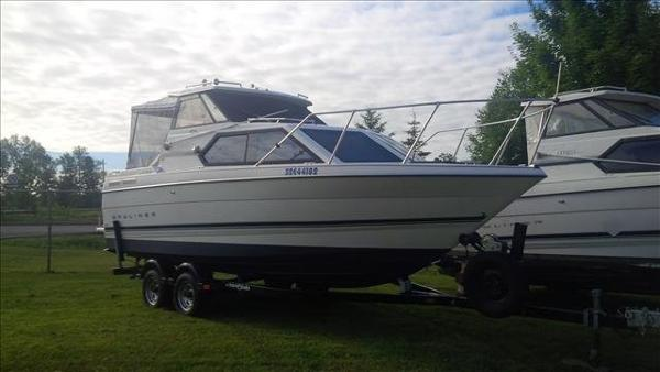 For Sale: 1996 Bayliner Ciera 2452 24ft<br/>George's Marine & Power Sports - Ottawa - A Division of Pride Marine