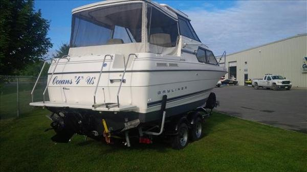 1996 Bayliner boat for sale, model of the boat is Ciera 2452 & Image # 2 of 13