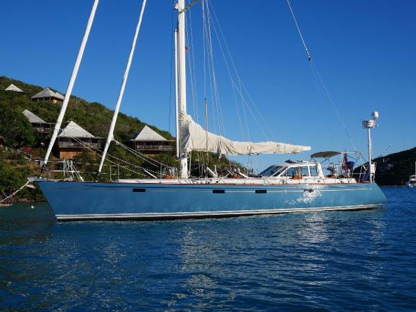 Morris 51 BoatsalesListing Maine