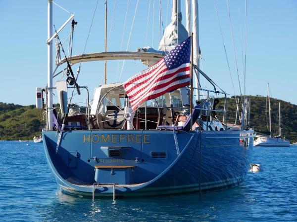 Morris 51 BoatsalesListing New England