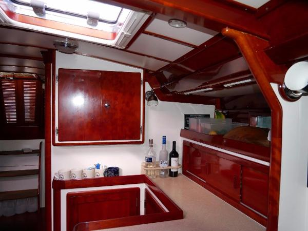 Morris 51 BoatsalesListing Connecticut