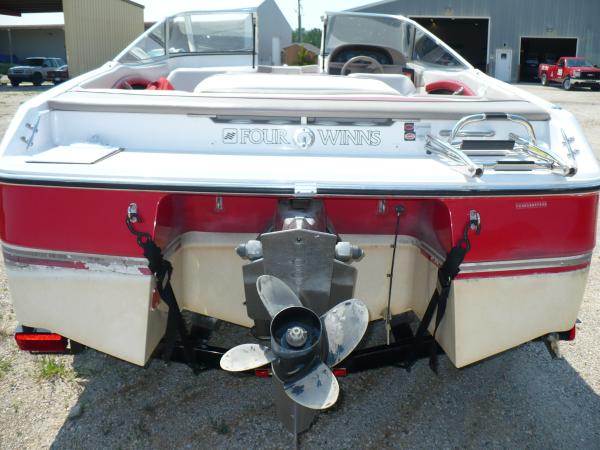 1996 Four Winns 170 Horizon For Sale By Grand Bay Marine
