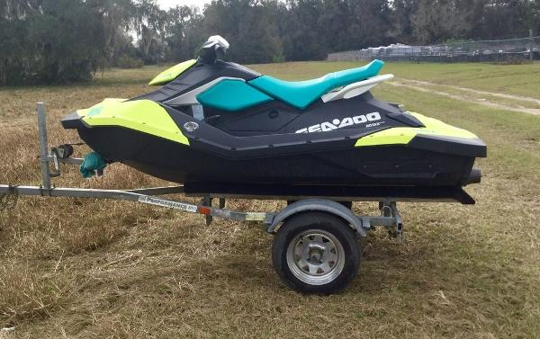 2018 SEA DOO PWC SPARK® 2 UP ROTAX 900 ACE for sale
