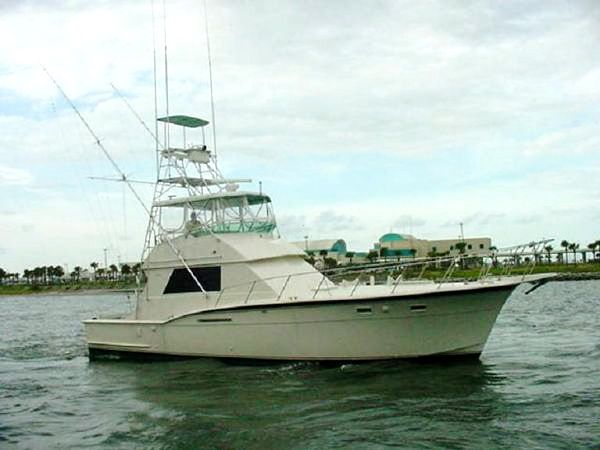 Hatteras - 46 Convertible ~ Owner Financing Available Sports Fishing Boats