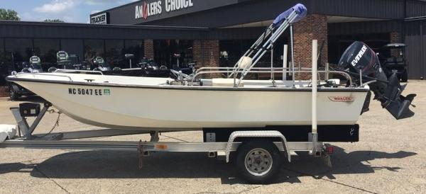 1974 Boston Whaler boat for sale, model of the boat is Currit & Image # 1 of 7