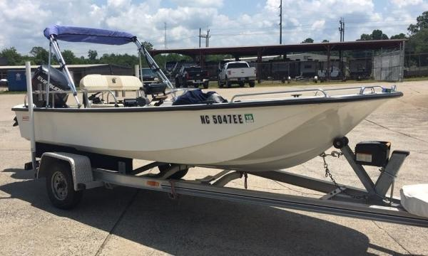 1974 Boston Whaler boat for sale, model of the boat is Currit & Image # 2 of 7
