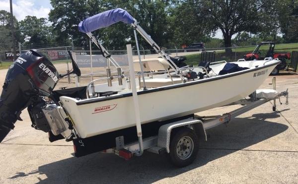 1974 Boston Whaler boat for sale, model of the boat is Currit & Image # 9 of 14