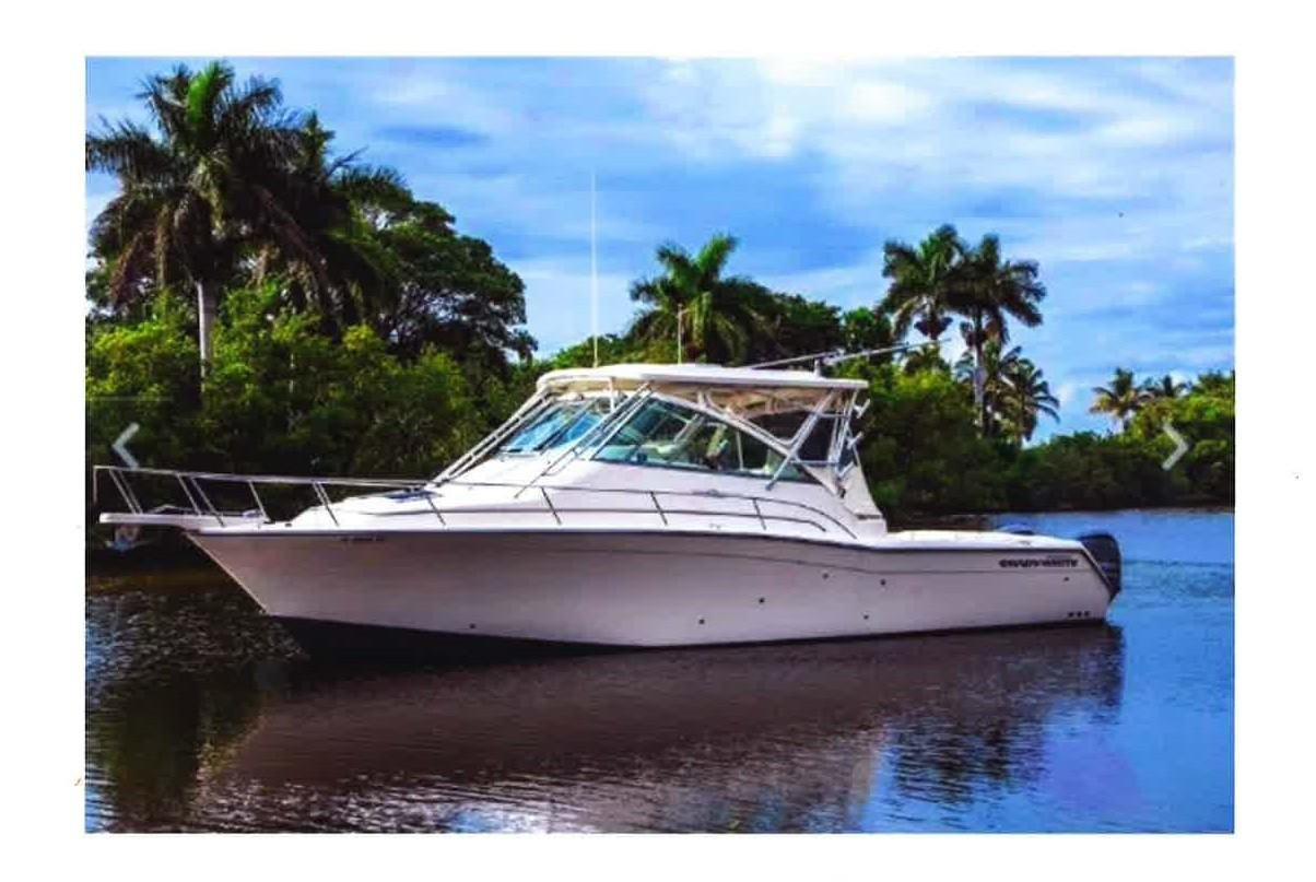 36' Grady White Express 360 ALLEY III