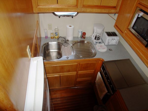 Galley From Above