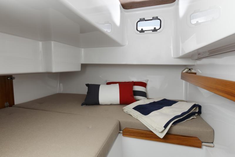Minor Offshore (Sargo) 28 - aft cabin