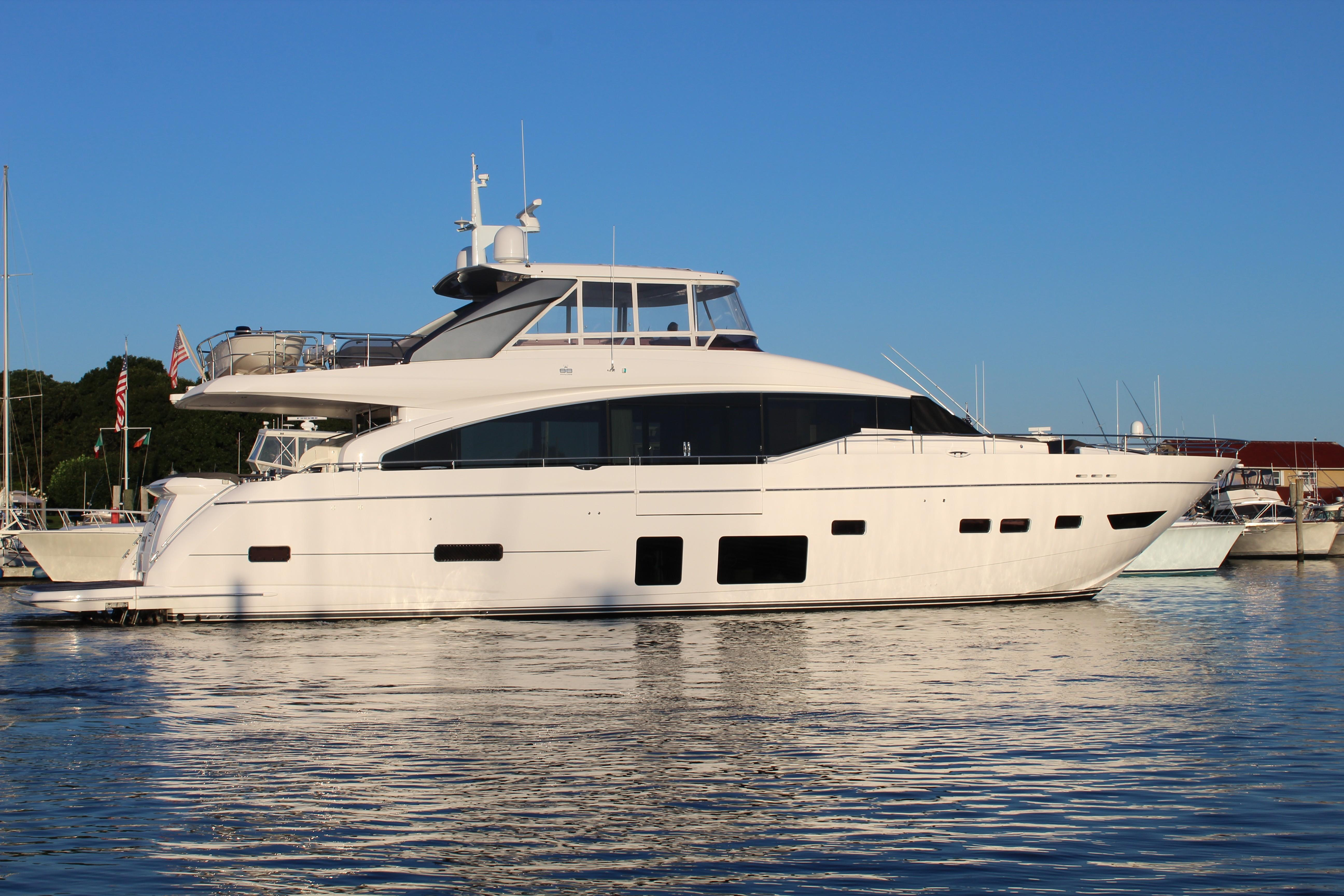 88 ft Princess 88 Motor Yacht